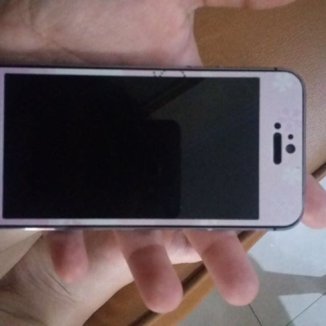 Iphone 5s 32gb space grey