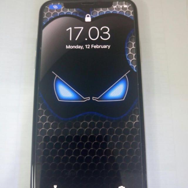 iPhone x 256gb silver (iBox) cd69d9efe1