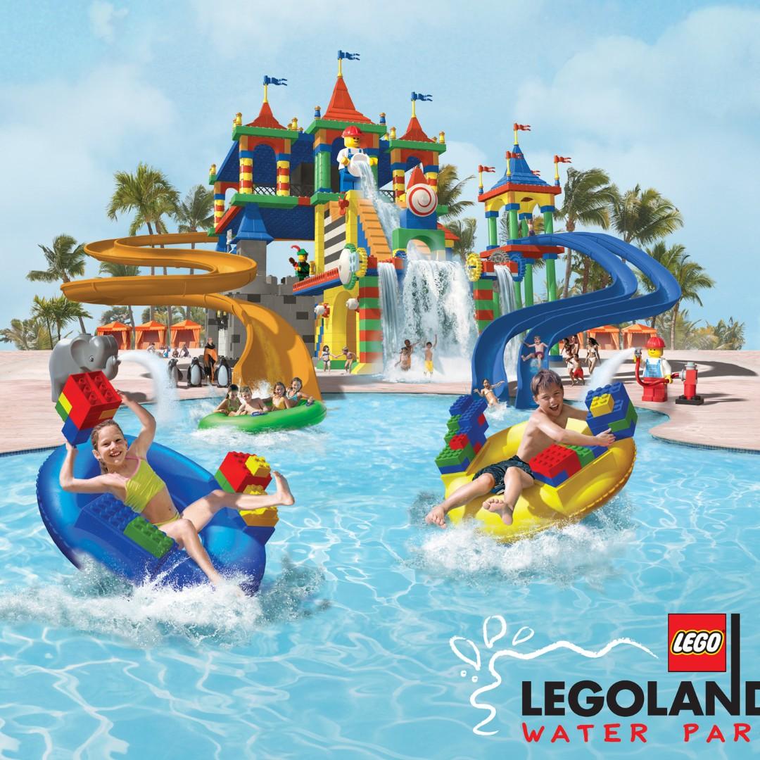 Johor Bahru - Legoland Waterpark - Adult