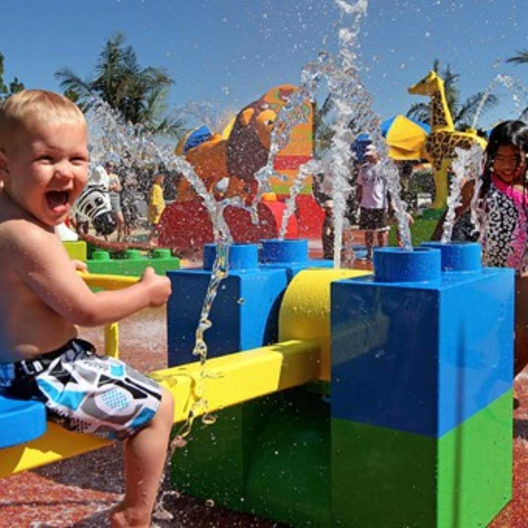 Johor Bahru - Legoland Waterpark + Themepark (1 Day Combo) - Child