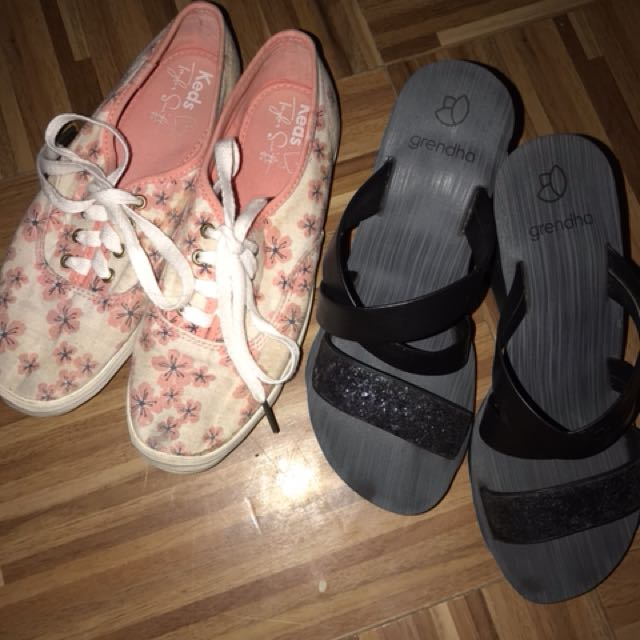 Keds ❤️ Grendha For ONLY 450!!!
