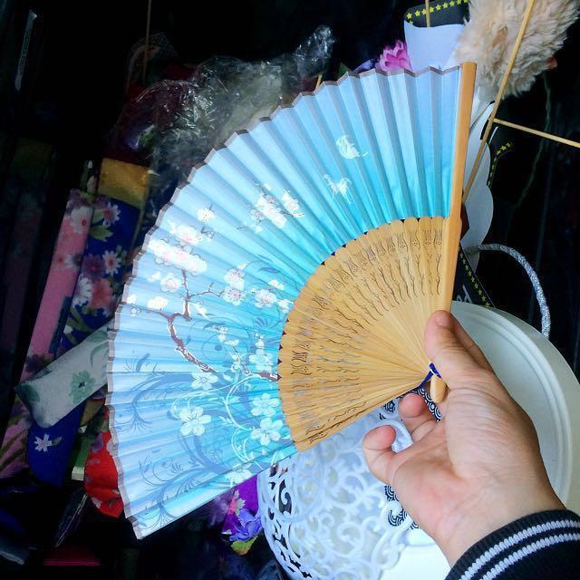Kipas tangan / Chinese fan #CNY88