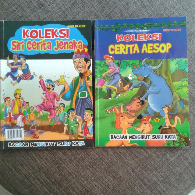 Koleksi Cerita Aesop & Jenaka