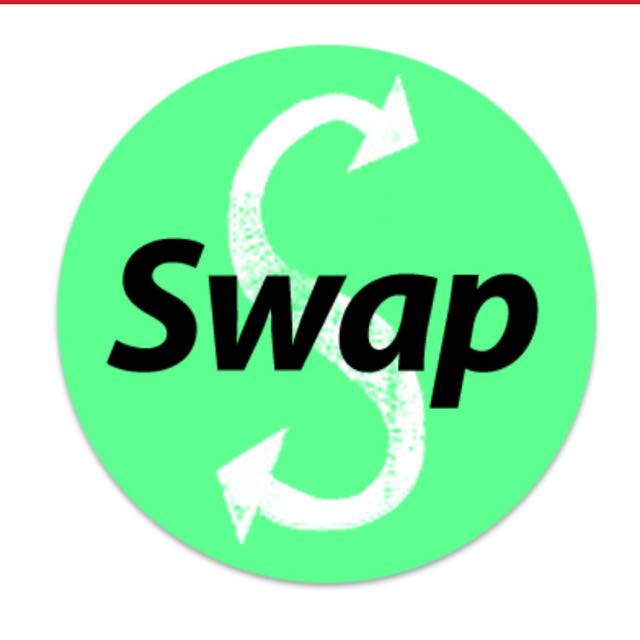 Like the item you want to swap