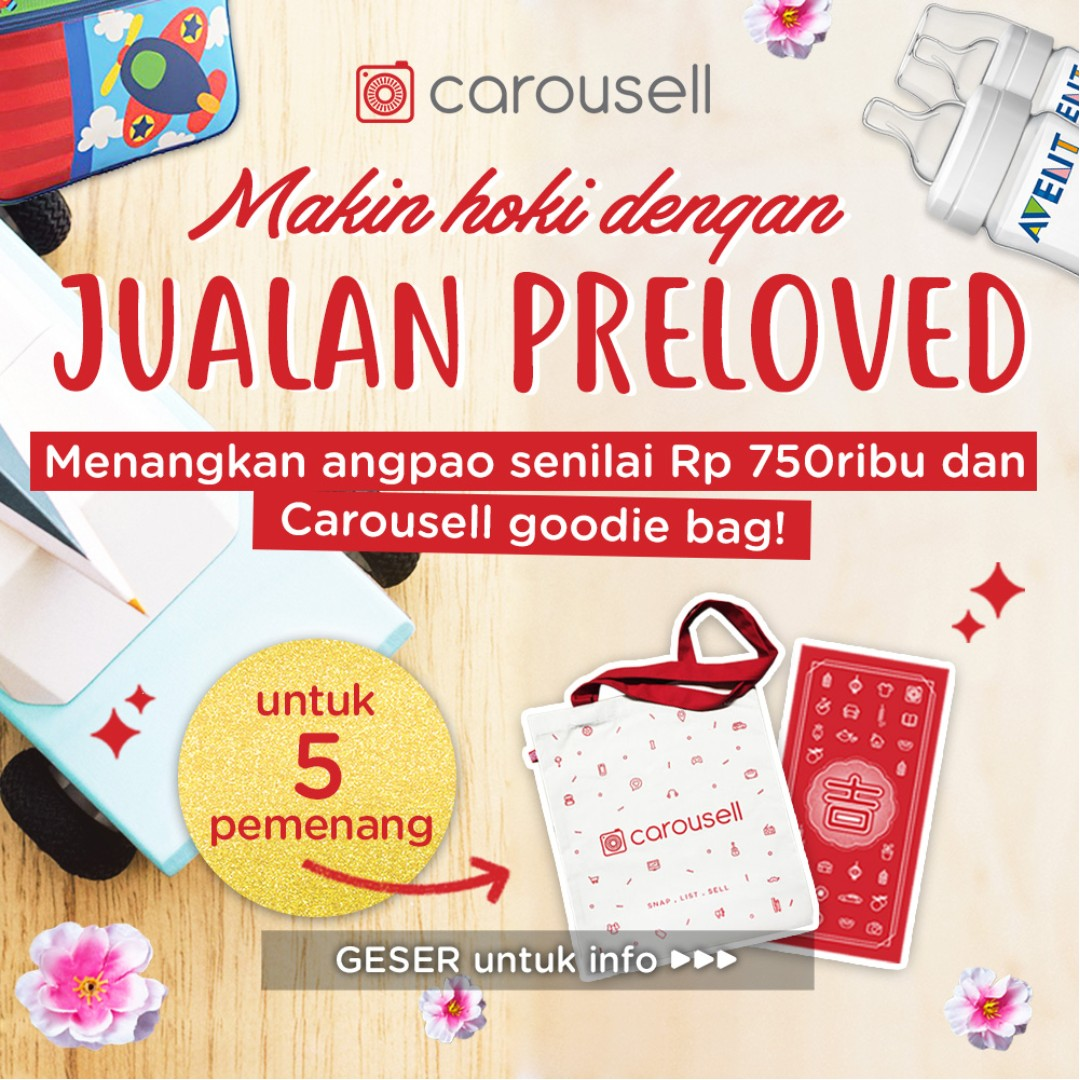 List and Win Babies and Kids Edisi Imlek