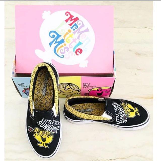 Little Miss Sunshine Slip-ons