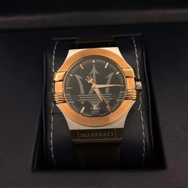 MASERTI手錶