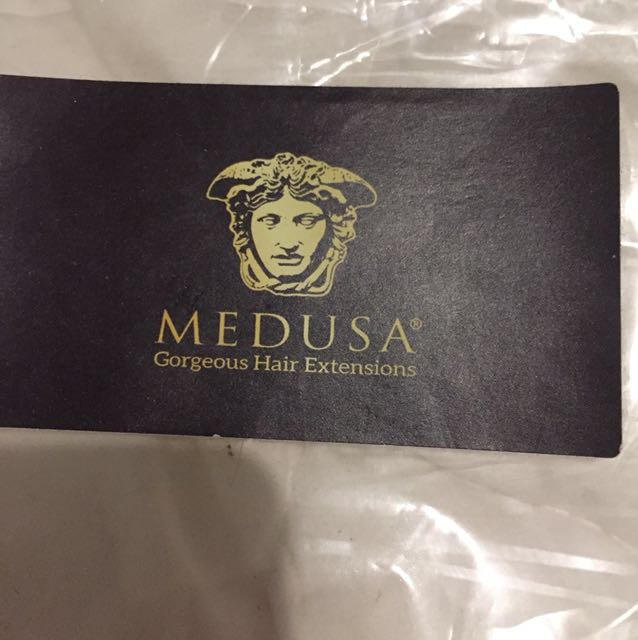 Medusa Hair Extensions Fringe Health Beauty Hair Care Styling