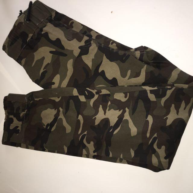 Meshki Camo Pants