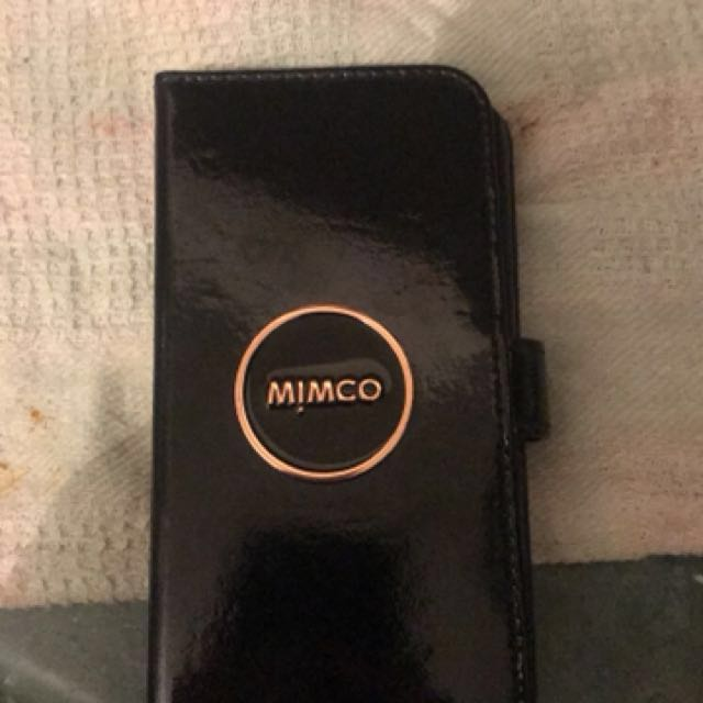 Mimco Phone case for Samsung 6s or 7s