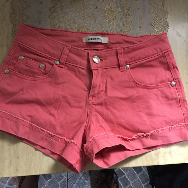 Mossimo Pink Short