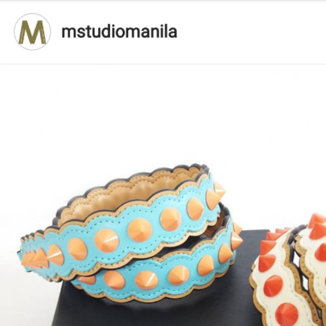 MStudio Manila Astrid Bag Strap