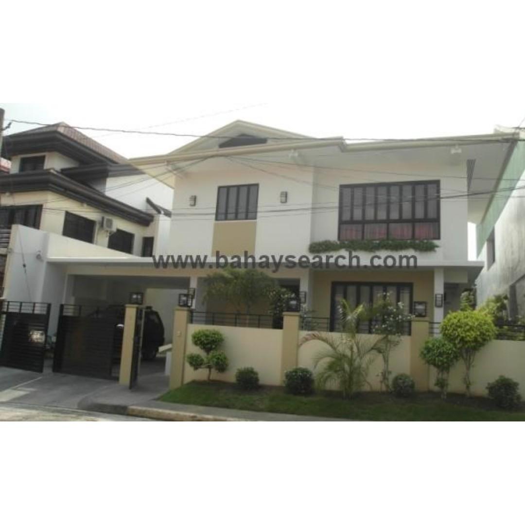 NEAR DILIMAN 471SQM SINGLE DETACHED Quezon City House and Lot For Sale