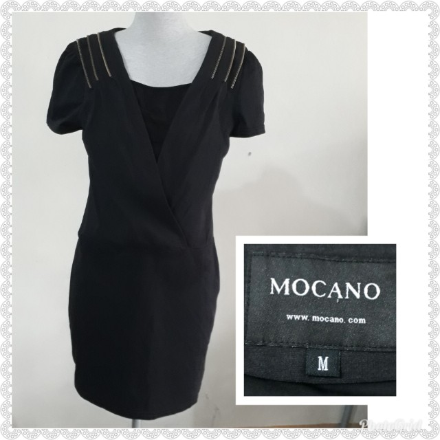 NEW MOCANO DRESS STRETCHABLE COTTON