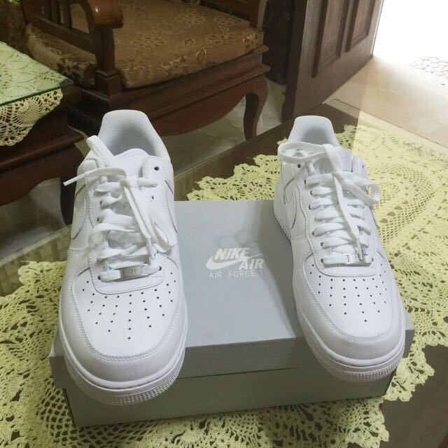 separation shoes 0d6e7 25482 Nike Air force 1 limited Edition., Men s Fashion, Footwear on Carousell