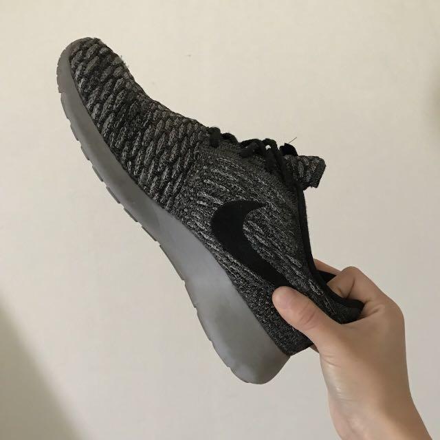 Nike Roshe run 編織 跑步鞋 女鞋 us 7.5