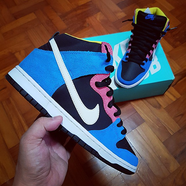 timeless design 88d13 b8f3b NIKE SB Dunk-High