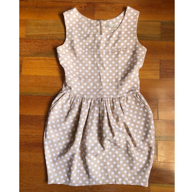 NYLA Polka Dress