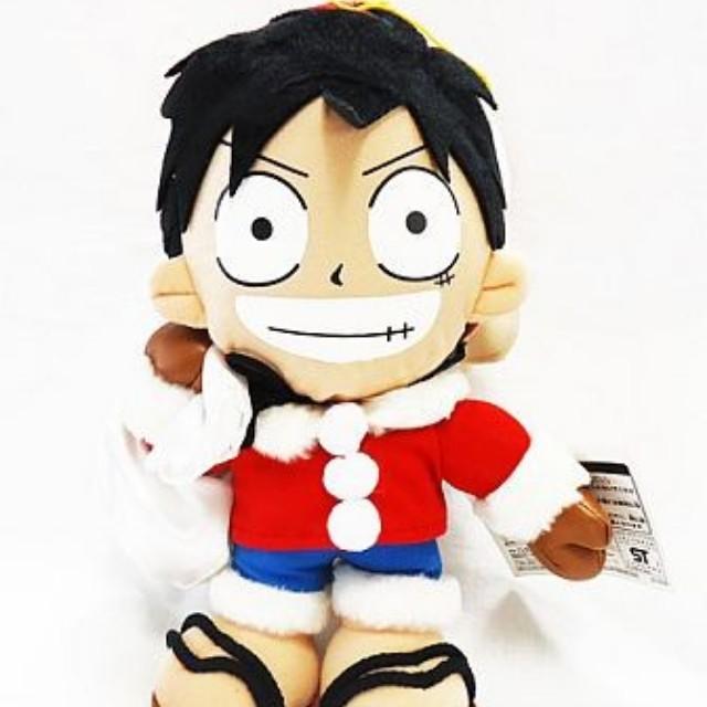 【動漫收藏】OnePiece 海賊王/航海王 魯夫Luffy 聖誕老人款