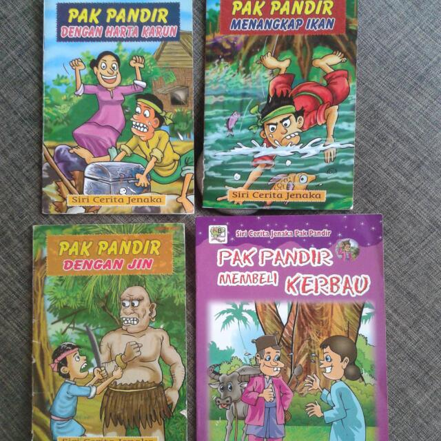 Pak Pandir Books