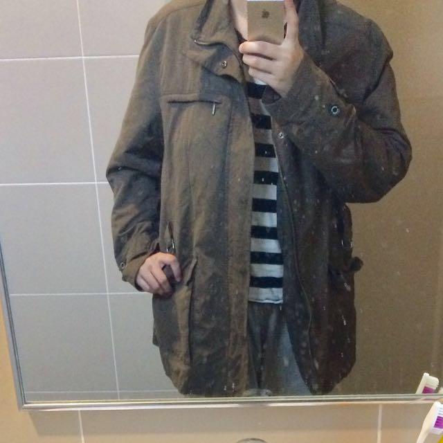 Parka jacket unisex