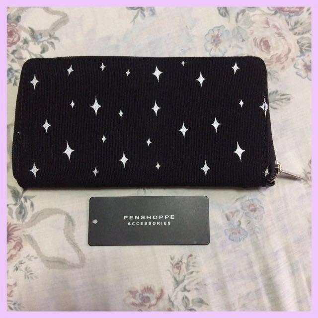 Penshoppe Black Wallet