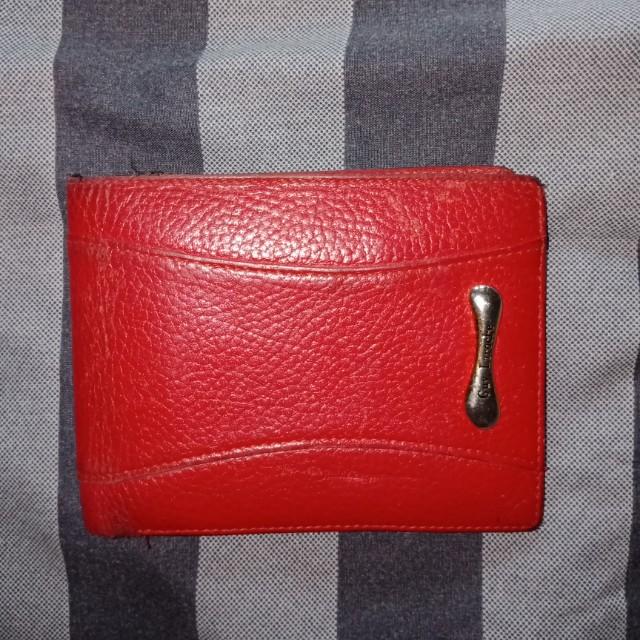 Preloved authentic guy laroche wallet