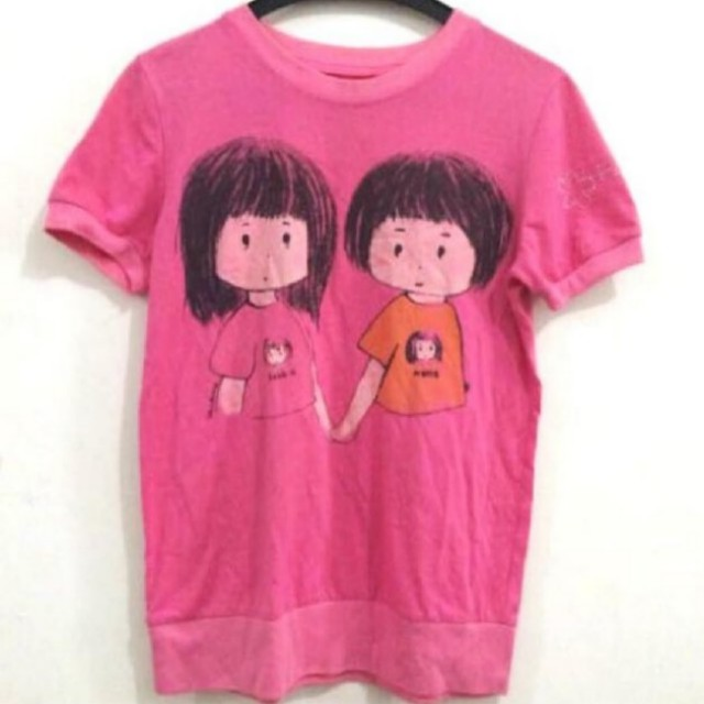 Preloved! Couple Pink Tee