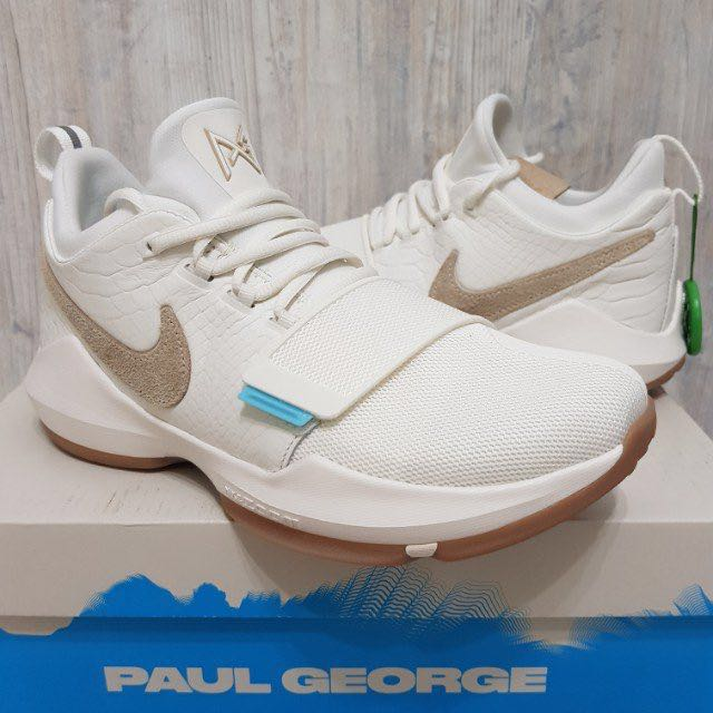 detailed look e93bc 993d9 PRICE DROP - PG 1 IVORY PAUL GEORGE, Men's Fashion, Footwear ...