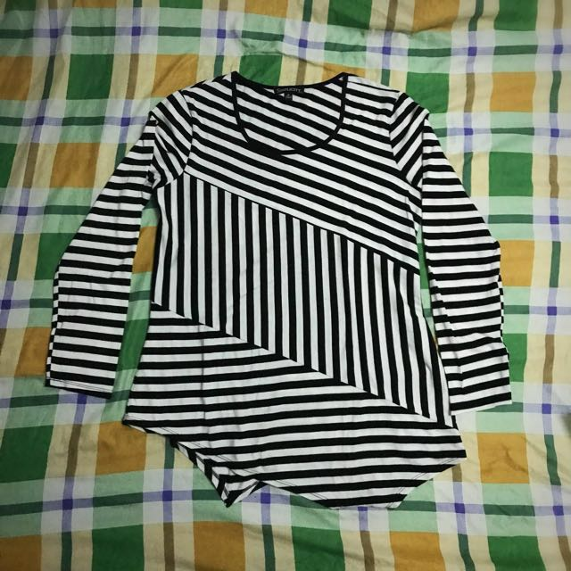 REPRICED: Striped long sleeves