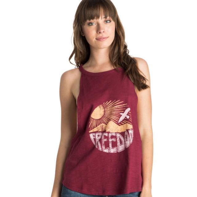 Roxy muscle shirt