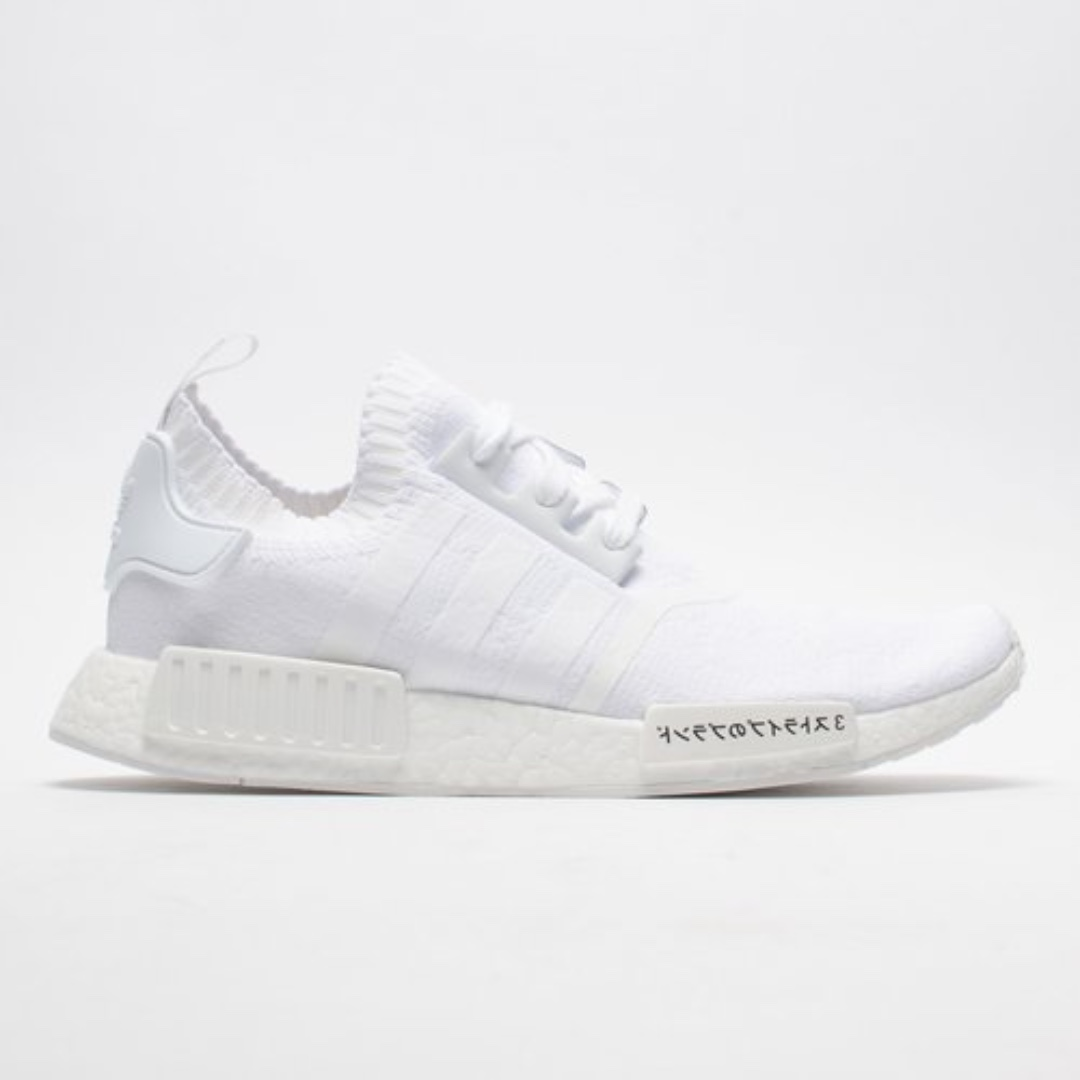 SALE US9.5-11.5 ADIDAS NMD R1 JAPAN PACK TRIPLE WHITE, Men's Fashion ...