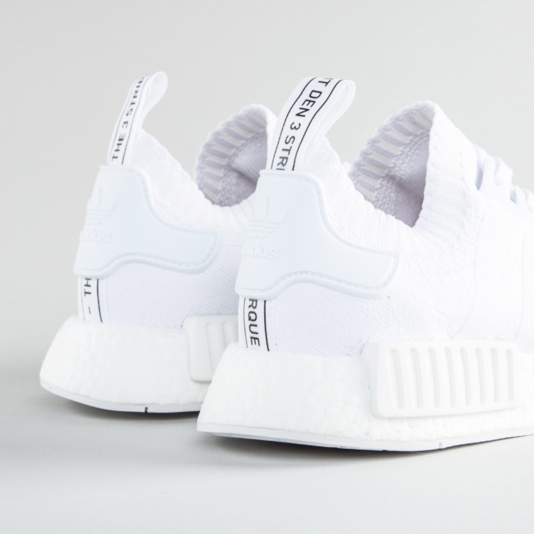 ce352501b SALE US9.5-11.5 ADIDAS NMD R1 JAPAN PACK TRIPLE WHITE
