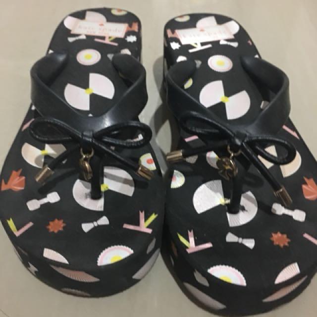 Sandal Japit Kate Spade Ori !!!