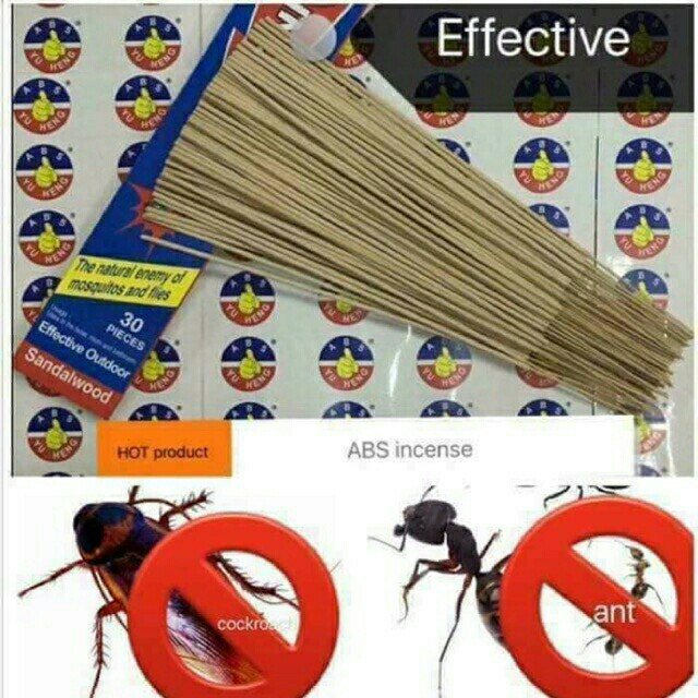 Sandal wood organic incense
