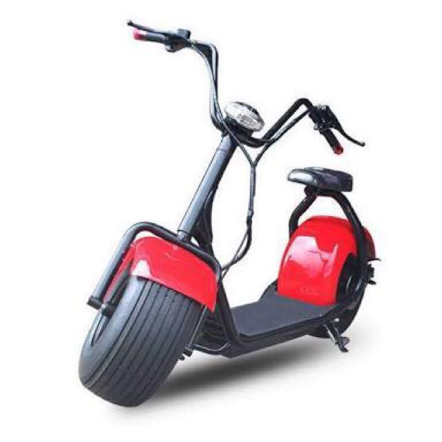 Scooter Harley turun harga edisi butuh dana lahiran istri