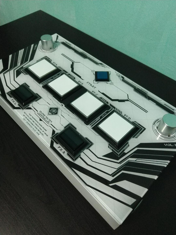 SDVX Sound Voltex Controller, Toys & Games, Video Gaming