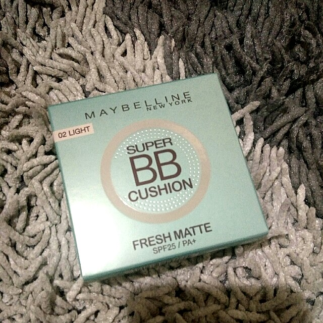(SECOND) ORI Maybelline BB Cushion