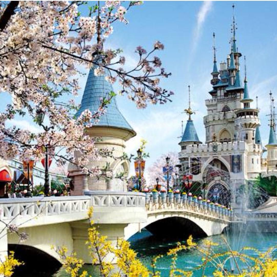 Seoul - Lotte World Admission Ticket