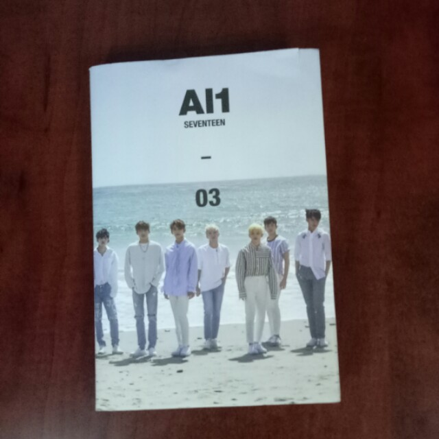 Seventeen Al1 Album