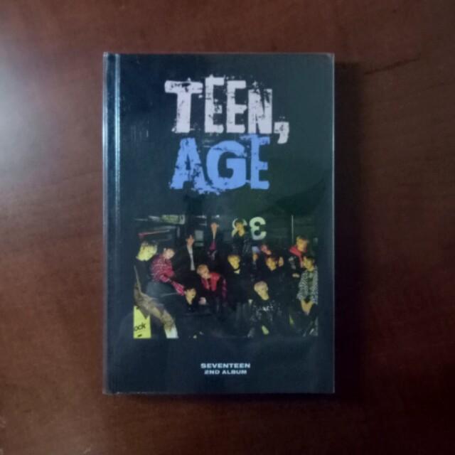 Seventeen Teen,age Album