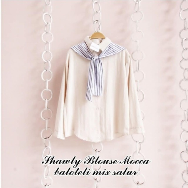 Shawly blouse
