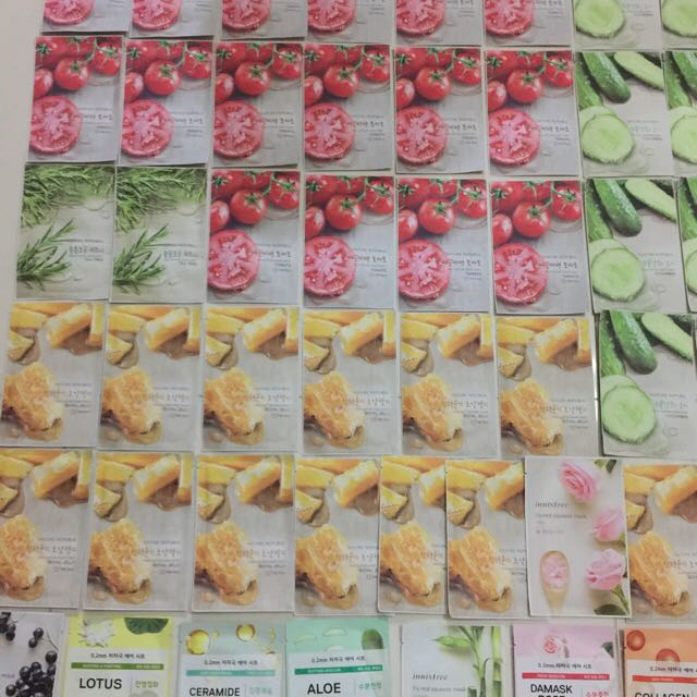 Sheetmask Nature Republic Readystock Termurah