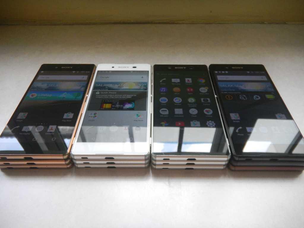 Sony Z4 Z3 Plus Z3+ - Snapdragon 810/IP68 Waterproof USB