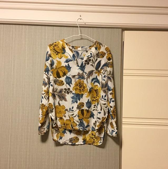 Starmimi雪紡襯衫m