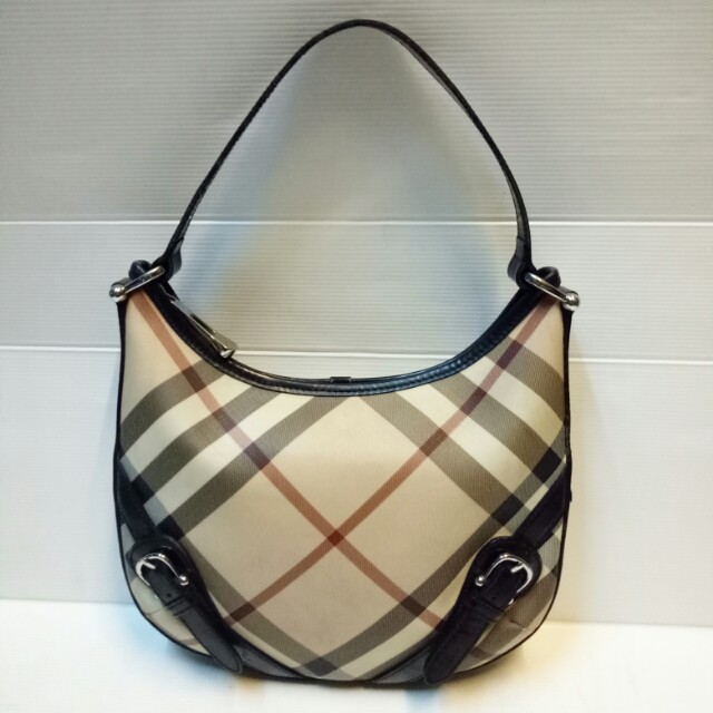 Tas Burberry Hobo authentic