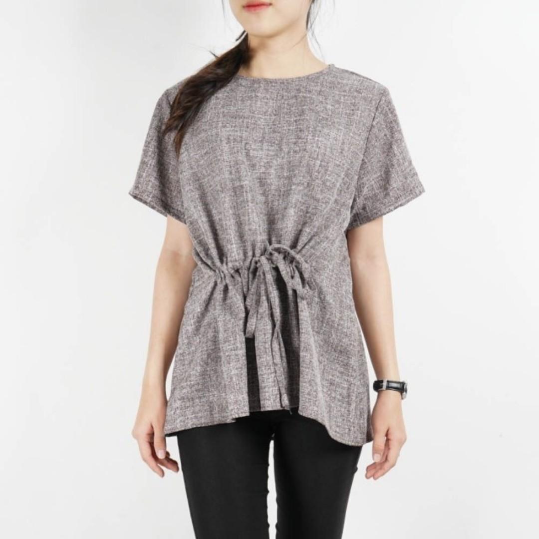 Tavlone texture blouse