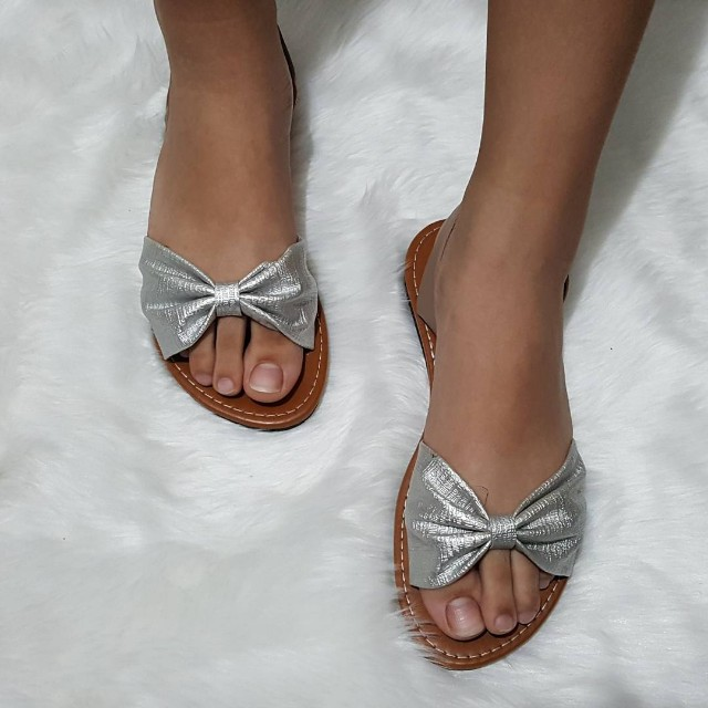 The Bow Sandals