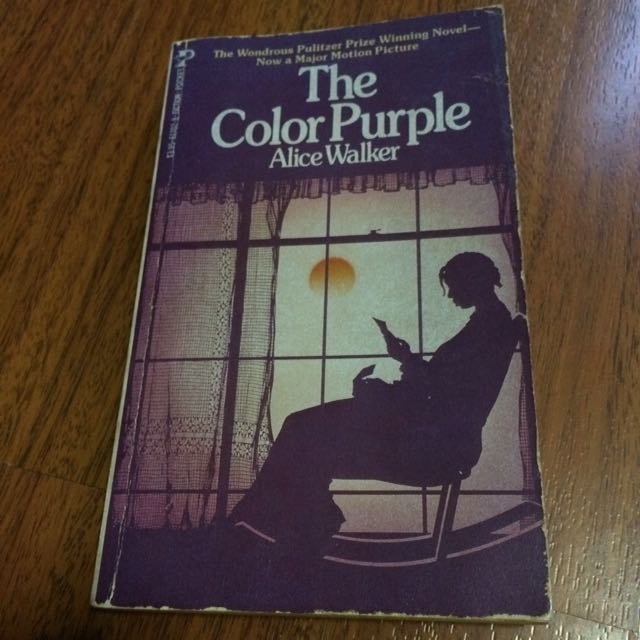 The Color Purple by Alice Walker, Books, Books on Carousell
