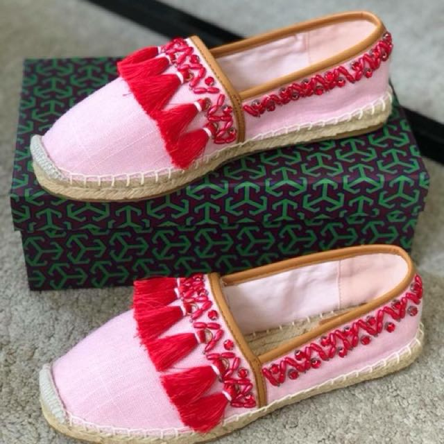 tory burch shoes size 36 - 38